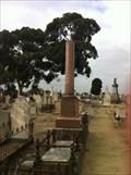 Image for Ristenpart - Melbourne Cemetery - Carlton, Victoria, Australia