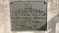 Image for Kootenay River Bridge - 1962 - Creston, BC