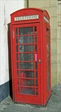 Image for Red Phone Box, 19-21 Church Street, Barnsley.