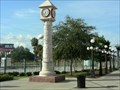 Image for Tampa Union Station Clock -  Tampa,FL
