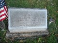 Image for Drummer William Aten - Langworthy Cemetery - Le Roy, NY