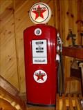 Image for Texaco Gas Pump - Ripley's - Branson MO