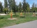 Image for Fitness Trail do parque - Coimbra, Portugal
