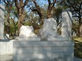 Image for Lion Statues - Greenwood Cemetery - Fort Worth Texas