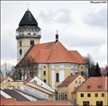 Image for Kostel Sv. Vavrince / Church of St. Lawrence (Dacice - South Bohemia)