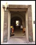 Image for Bronzovy portal Metzgerova domu - Brno, Czech Republic