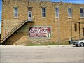 Image for Coca Cola mural, Wilson KS