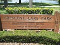 Image for Crescent Lake Park - St Petersburg, FL