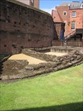 Image for Roman Fortress, Pepper Street, Chester, Cheshire, England, UK