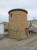 Image for Round Water Tower and Jail -- Wilson KS