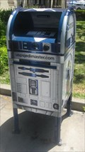 Image for R2D2 - Downtown Post Office - Palo Alto, CA