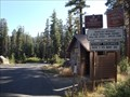 Image for Echo Lake Sno Park -   El Dorado Co. CA