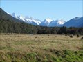 Image for Eglinton River Lookout - Te Anau -Milford Highway - New Zealand