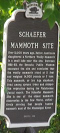 Image for Schaefer Mammoth Site - Kenosha, WI