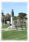 Image for Memorial Fountain - Marke Wood, Walmer, Kent, CT14 7LF
