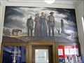Image for Mural -- Back Home: April 1865, Pleasant Hill Post Office