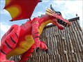 Image for Lego Red Dragon - Legoland Windsor - Great Britain.