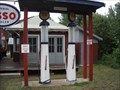 Image for Esso Pumps at Rossland Museum  -  Rossland, BC