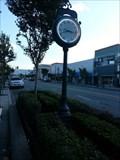 Image for Downtown Alameda Clock - Alameda, CA