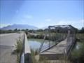 Image for Bridge Across the Jordan River - Lehi, Utah