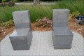 Image for Pair of  Right Angle Chairs - New Orleans, LA