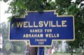 Image for Blue Plaque: Wellsville
