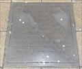 Image for 1251 Market Charter Plaque - Bradford, UK