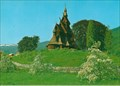 Image for Hopperstad Stave Church - Vic in Sogn