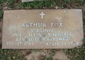Image for Arthur Fox  -  Washington, KY