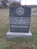 Image for Swan Eddie Warren - New Shamrock Cemetery - Mabry, TX