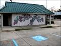 Image for Strawberries and Train Mural  -  Ponchatoula, LA