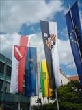 Image for Halt' die Fahne in den Wind... - Rathaus Bayreuth