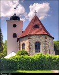 Image for Church of St. Clement / Kostel Sv. Klimenta - Levý Hradec (Central Bohemia)