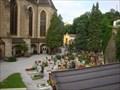 Image for Friedhof St. Nikolaus Kirche - Innsbruck, Tirol, Austria