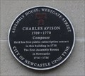 Image for Charles Avison - Newcastle-Upon-Tyne, UK