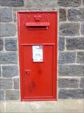 Image for VR Post Box - Llanelli Library - Wales, Great Britain.