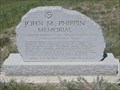 Image for John M Phippin Memorial - Cheyenne WY