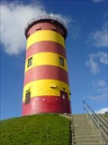 Image for Otto Leuchtturm - Pilsum, Germany