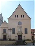 Image for Kostel Nalezení sv. Kríže / Church of the Finding of the Holy Cross (Brno - South Moravia)