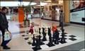 Image for Giant Chess Board / Obrí šachy - Letnany Shopping Centre (Prague, CZ)
