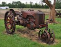 Image for Case Steel-Wheel Tractor