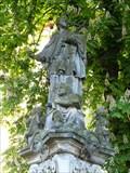 Image for St. John of Nepomuk with Angels / Sv. Jan Nepomucký s andeli,  Sololov, Czech republic
