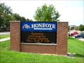Image for Honeoye Central School Marquee-Honeoye, NY
