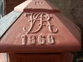 Image for Half-Way Tree Pillar Box- 1868- Claremont,  Western Australia