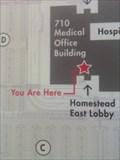 "Image for Kaiser Permanente Santa Clara Campus ""You are Here"" - Santa Clara, CA"