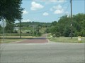 Image for Lincoln Highway, Baywood brick road alignment - Minerva OH