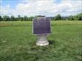 Image for Latimer's Battalion - CS Brigade Tablet - Gettysburg, PA