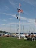 Image for Eugene Yacht Club Flagpole