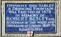 Image for Robert Besley - Aldersgate Street, London, UK