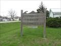 Image for Palmyra Township Hall Sign – Palmyra, IA